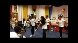 ghana gospel dance