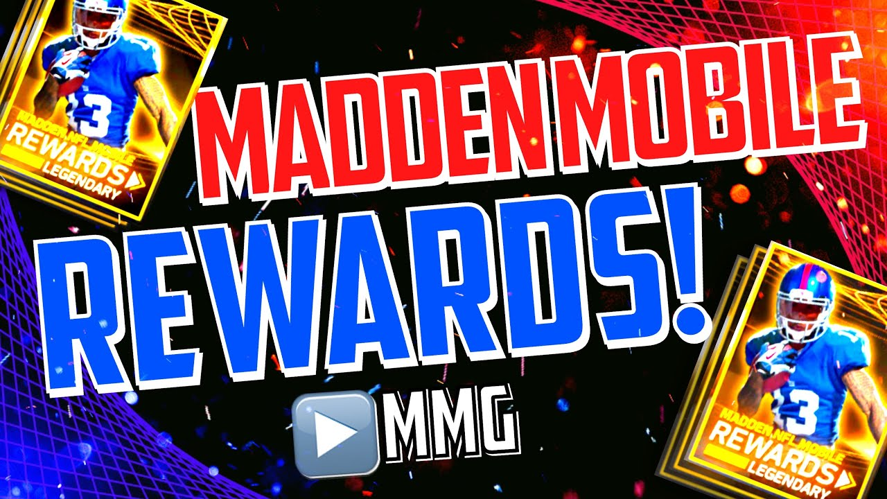 how to get madden mobile rewards collectible