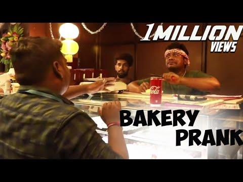 Bakery Prank - Christmas Special  Prankster Rahul   Tamil Prank   PSR 2019