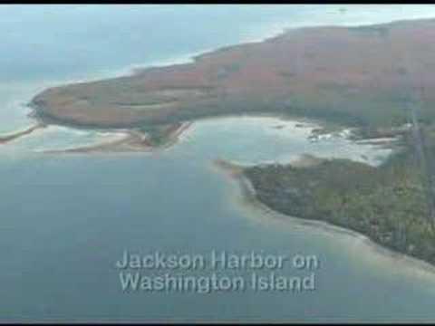 Aerial Tour of Door County - Door County WI Travel Show