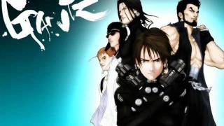 super shooter opening 1 full gantz + mp3