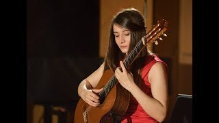 Gvaneta Betaneli plays F. Sor - Introduction & variations on a Theme by Mozart