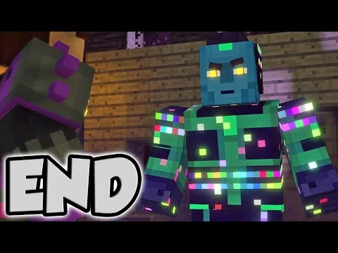 Minecraft Story Mode: Season 2 | DEFEATING THE ADMIN! | Episode 5 (#4)