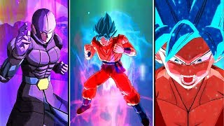 NEW HIT & KAIOKEN BLUE GOKU IN LEGENDS! Dragon Ball Legends SSBKK Goku Vs Hit Gameplay