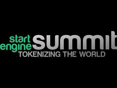 StartEngine Summit: Tokenizing the World Livestream presented by ICOx Innovations