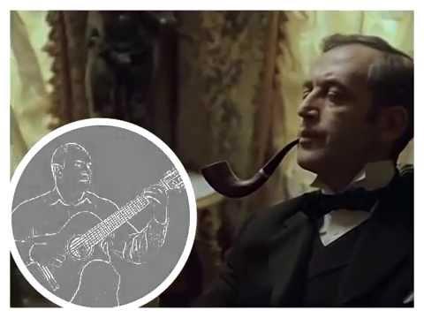 увертюра шерлок холмс ноты