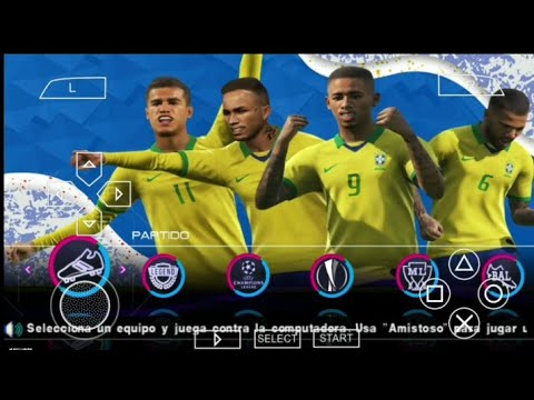 Full Download] Pes 2019 Ppsspp Android Offline 200mb Best Graphics