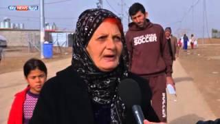 معاناة للاجئي سوريا في كردستان العراق