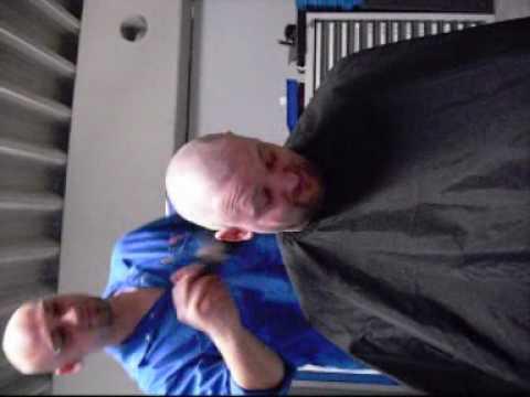 Glatze Polieren