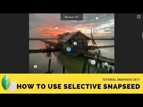 how to use snapseed like a pro