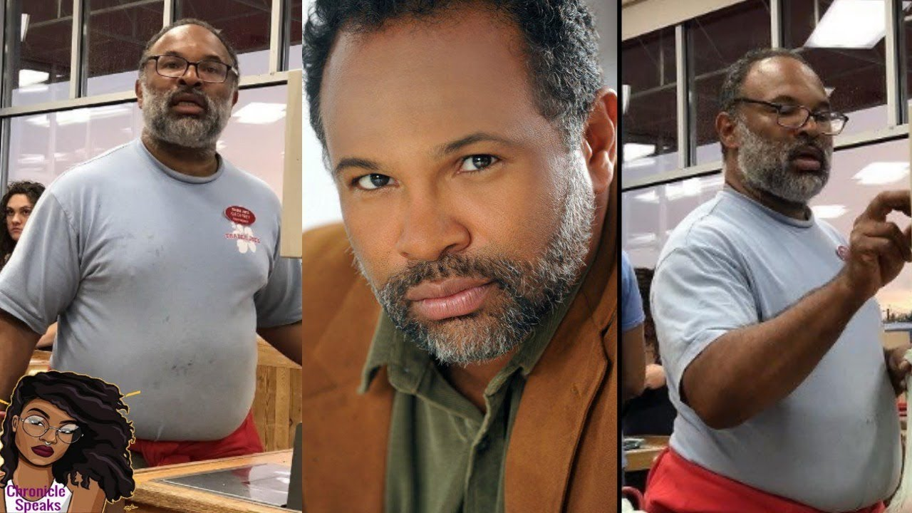 Geoffrey Owens, Ex-'Cosby Show' Star, Receives Support From Showbiz  After Seen At...