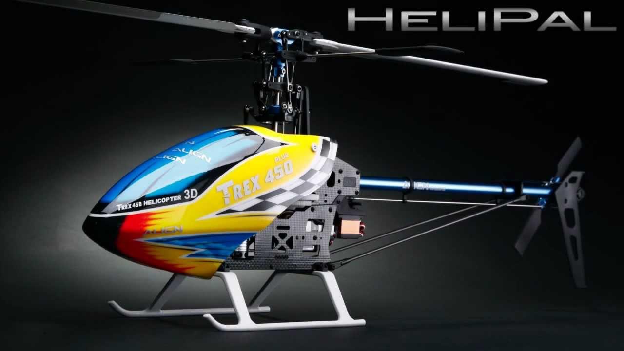 HeliPal com - TREX 450 Plus Outdoor Flight