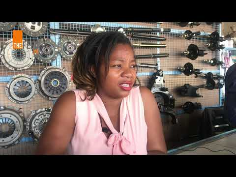 Breaking Barriers - Young Woman Blooming In Motor Spares Business | The Feed ZW