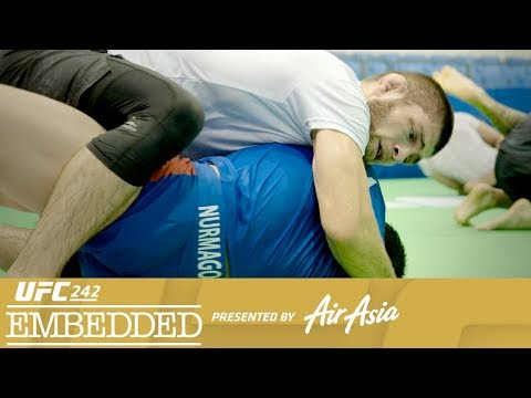 UFC 242 Embedded: Vlog Series - Episode 2