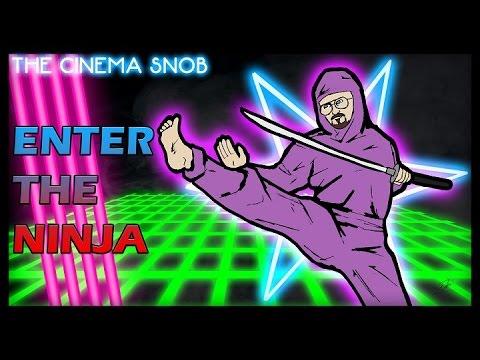 The Cinema Snob: ENTER THE NINJA