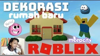 NEW HOME DECOR IN MEEP CITY | #ROBLOX