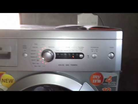 How to use IFB EVA SX 6kg 700 rpm | fully automatic front load washing machine | full demo |🌞🌞🌞