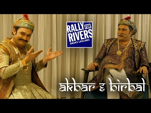 Akbar & Birbal Rally for Rivers