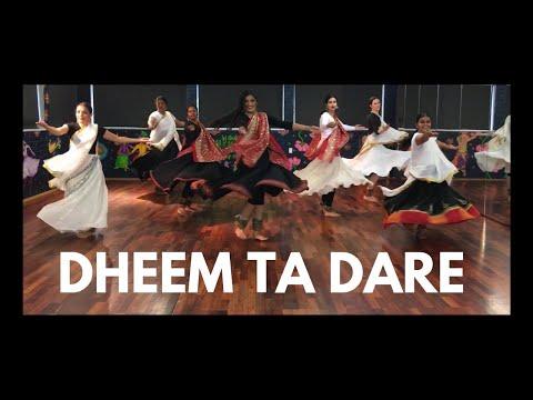 DHEEM TA DARE | THAKSHAK | KATHAK SEMI-CLASSICAL DANCE COVER
