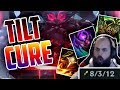 SoloRenektonOnly - TANK ORNN IS THE ULTIMATE TILT CURE!!! [VERY BEEFY]