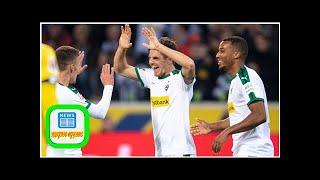 Hattrick gegen Mainz: Hofmann schießt Gladbach auf den zweiten Platz