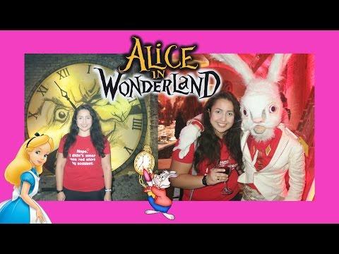 Alice's Adventures Underground - Vlog 2017