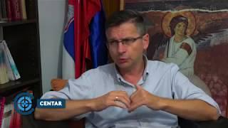 """U CENTAR: dr Miloš Ković Vučiću - """"Albanci neće samo Kosovo, hoće i Niš!"""""""