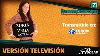 Zuria Vega en El Interrogatorio UDLAP