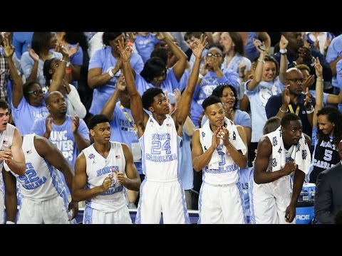 Final Four: North Carolina fights past Syracuse