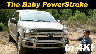 2018 / 2019 Ford F-150 Diesel Review - Downsizing the PowerStroke