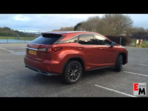 Lexus RX Review - Exchange and Mart