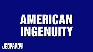 American Ingenuity: At Pennsylvania's Mercer Museum | JEOPARDY!