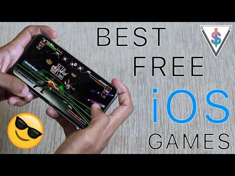 10 FREE AMAZING iOS games optimized for iPhone X! 🇱🇰