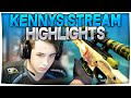 CS:GO - Best of kennyS (Stream Highlights, Sick Plays, AWP God)