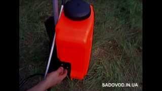 Опрыскиватель аккумуляторный Sadko SPR-16E обзор(Опрыскиватель Sadko SPR-16E - лучшая цена на сайте Sadovod.in.ua. http://sadovod.in.ua/p3057265-akkumulyatornyj-opryskivatel-sadko.html ..., 2012-06-15T13:19:10.000Z)
