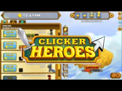 HACK (FR) CLICKER HEROES RUBIES CHEAT ENGINE!!!!!