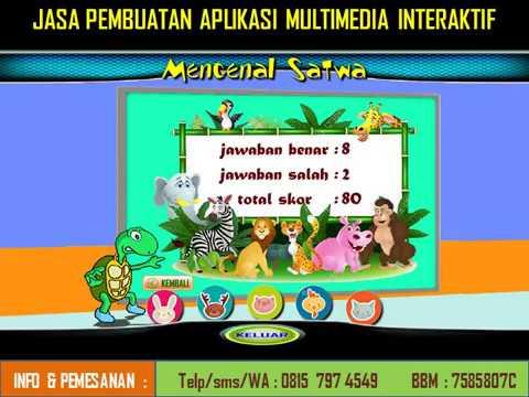 Call 0815 797 4549 Skripsi Game Edukasi Anak Berbasis Android Youtube