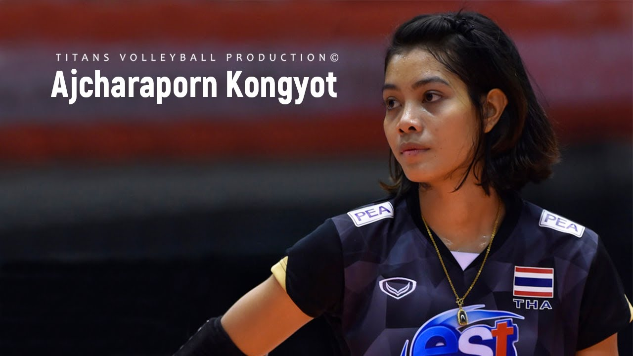 Ajcharaporn Kongyot (อัจฉราพร คงยศ) - Best Volleyball Spikes   World Grand Prix 2017