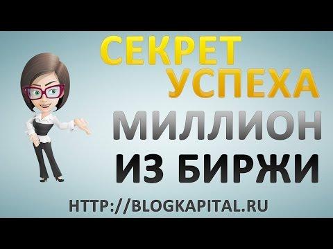 Срочный рынок московской биржи. Торговля на бирже и курсы трейдеров