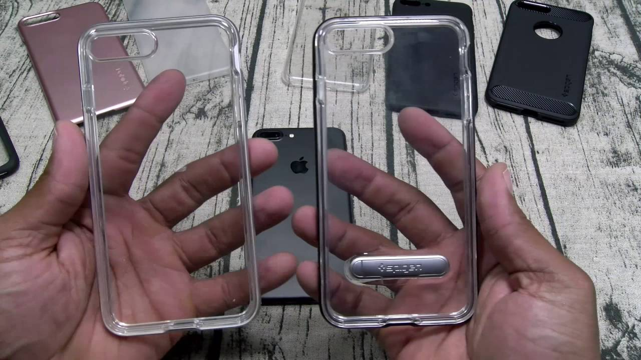 apple iphone 7 plus case spigen