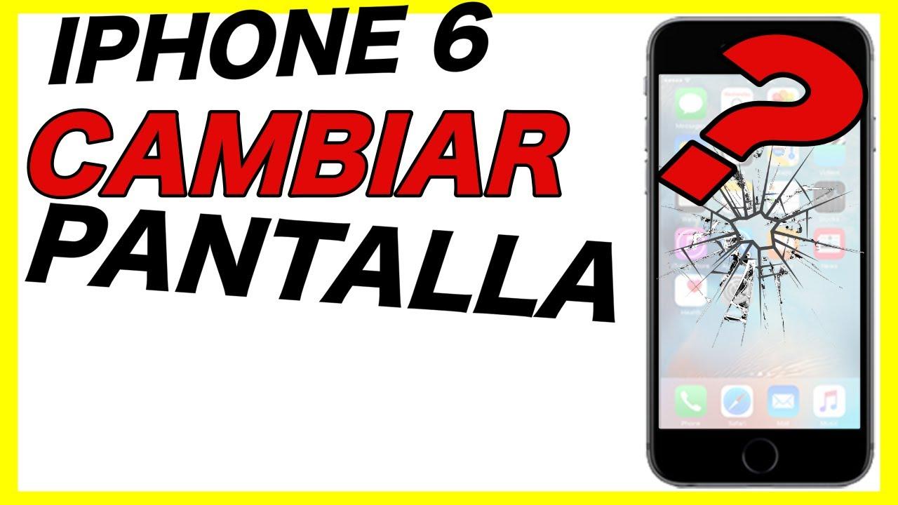 3cb16660640 REPARACIÓN IPHONE 6 CAMBIAR PANTALLA. MovilOne