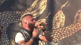 Killswitch Engage - The End Of Heartache (2018 live @ Messe Freiburg)