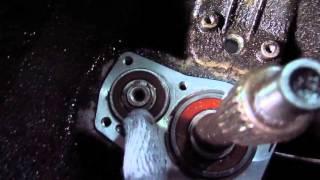Mercedes Benz C180 1.8, Мерседес с 180 ремонт коробки.  часть 2. в самом конце нашлась причина!