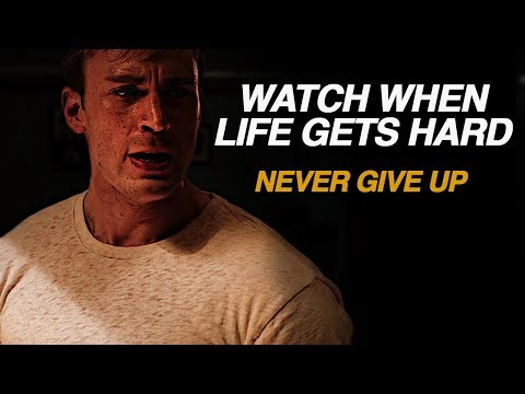 Watch When You Feel Like Giving Up – NEVER GIVE IN | Motivational Video!