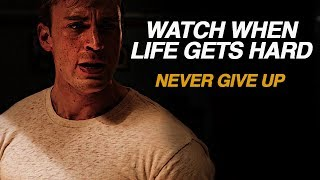 Watch When You Feel Like Giving Up - NEVER GIVE IN | Motivational Video!