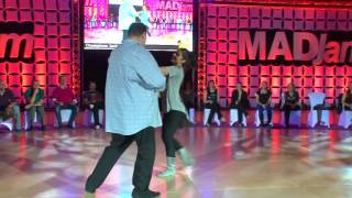Repeat youtube video MADjam 2016 Champions Jack & Jill   John Lindo & Jessica Pacheco