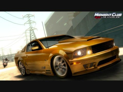 Midnight Club Los Angeles Official Car List