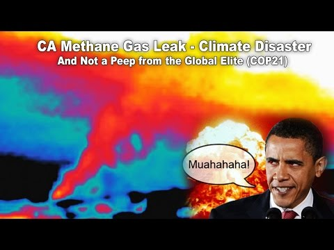 A Massacre of The West Coast - Methane/Radon Leak