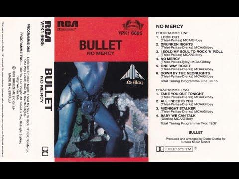 Bullet - No Mercy mp3
