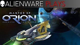 Alienware 17 | Master of Orion w/ Tobii Eyetracking Experience